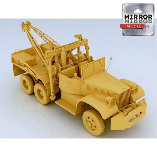 [MM35801] 1/35 US Diamond T969 Wrecker