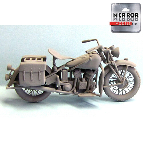 [MM35831] 1/35 US Indian 741B Motorcycle