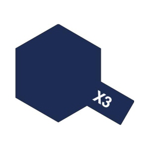 [80003] X-3 ROYAL BLUE (에나멜)
