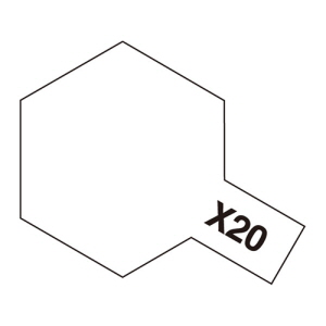[80020] X-20 Enamel Thinner (10ml)