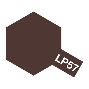[82157] LP 57 Red Brown 2