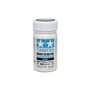 [87120] Diorama Texture Paint - Powder Snow Effect White