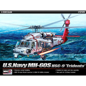 1/35 MH-60S HSC-9 Tridents 트라이던츠 [ACA0012120]