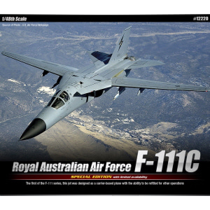 [ACA12220] 1/48 ROYAL AUSTRALIAN AIR FORCE F-111C 호주공군