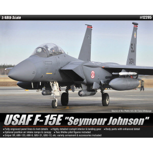 [ACA12295] 1/48 USAF F-15E SEYMOUR JOHNSON 시모어 존슨