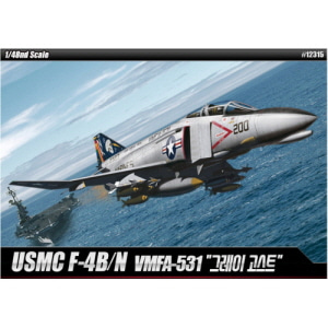 [ACA12315] 1/48 USMC F-4B/N VMFA-531 Gray Ghosts