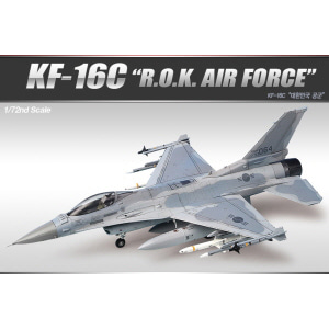 [ACA12418] 1/72 KF-16C FIGHTING FALCON 대한민국 공군