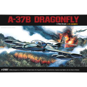 [ACA12461] 1/72 A-37B DRAGON FLY 드래곤플라이
