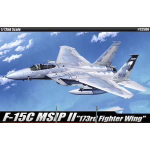 "[ACA12506] 1/72 F-15C MSIP II ""173d FIGHTER WING"""