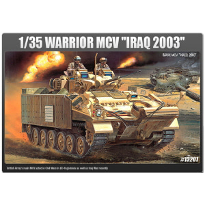 1/35 WARRIOR MCV IRAQ 2003 워리어
