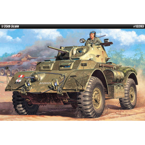 1/35 British Staghound Mk.I Late Version 스태그하운드
