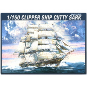 [ACAB14403] 1/150 Clipper Ship CUTTY SARK 커티샥 범선