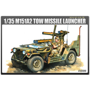 1/35 M151A2 TOW MISSILE LAUNCHER 토우미사일차량 [ACAC13406]
