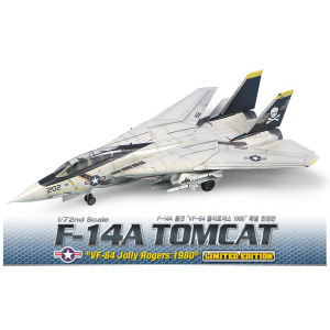 "1/72 F-14A TOMCAT VF-84 ""Jolly Rogers 1980"" 졸리로저스 [ACAF12426]"