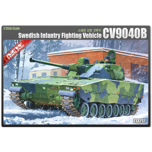 1/35 CV9040B Swedish Infantry Fighting Vehicle 스웨덴 보병전차