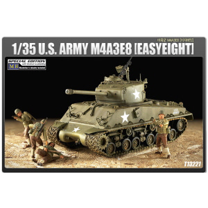 "1/35 U.S.ARMY M4A3E8 ""EASYEIGHT"""