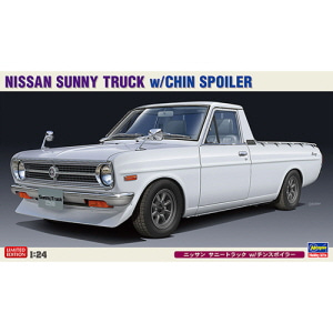 [BH20427] 1/24 Nissan Sunny Truck w/Chin Spoiler