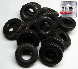 [MM35000] 1/35 Tyre set1