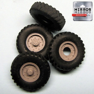 [MM35014] 1/35 Firestone 10.5x16 wheel set