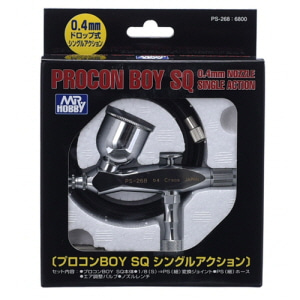 [PS268] PROCON BOY SQ 0.4mm 싱글액션