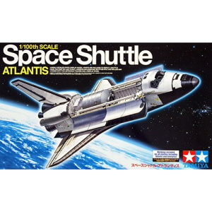[TA60402] 1/100 Space Shuttle Atlantis