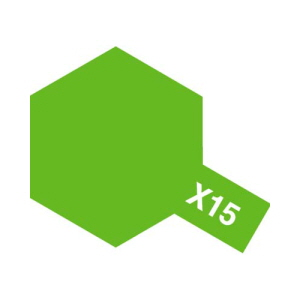 에나멜 X-15 Light Green
