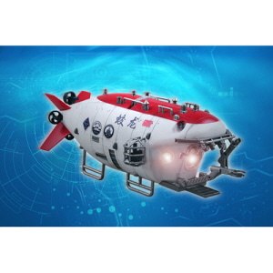 [TRU07303] 1/72 Chinese Jiaolong Manned Submersible 잠수정