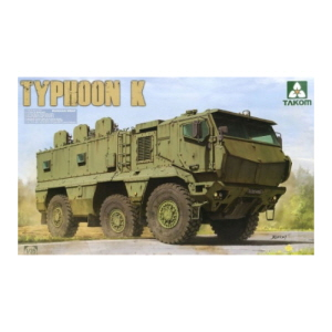 "[BT2082] 1/35 Russian MRAP KAMAZ-63968 ""Typhoon-K"""