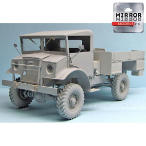 [MM35102] 1/35 CMP C15A Chevy Van Lorry Cab13