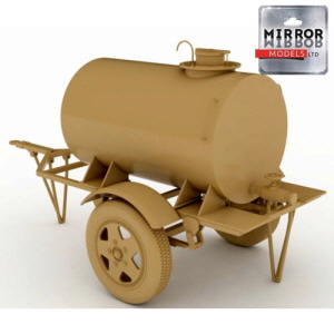 [MM35204] 1/35 Russian Fuel Trailer